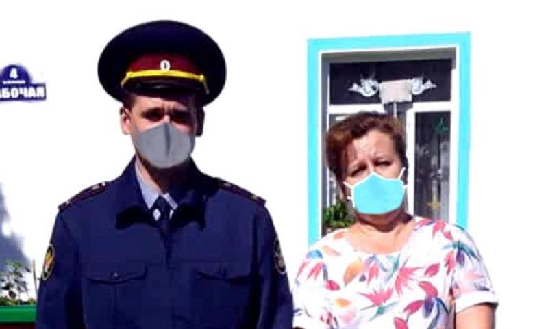 Подделку масок видно невооруженным глазом
