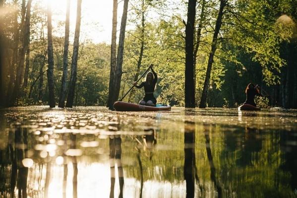 Плавать, гулять, фотографироваться или ничего не делать — выбирайте развлечение по душе с нашей подборкой