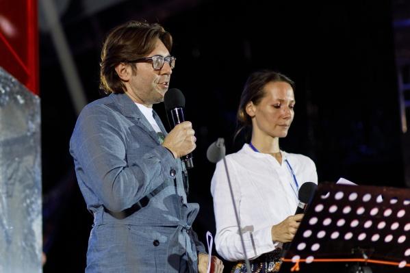 Андрей Малахов и Дарья Златопольская проведут грандиозный концерт