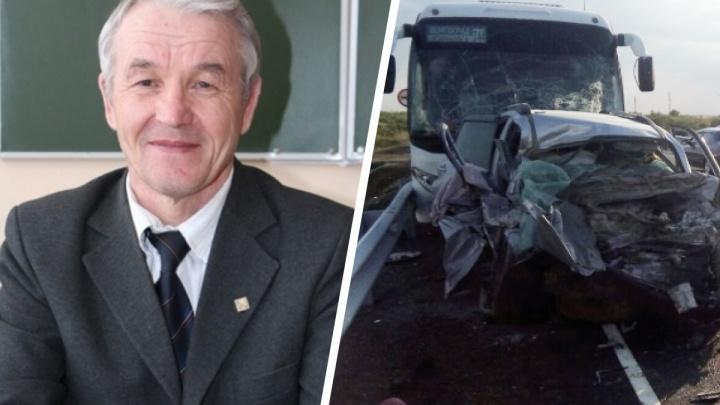 Доцента БГУ из Стерлитамака приговорили к тюремному сроку за смертельное ДТП под Волгоградом
