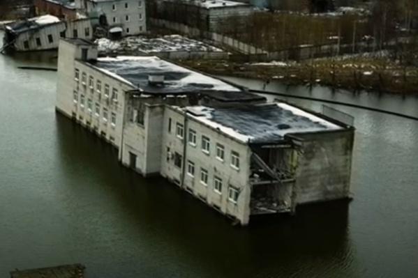 Панорамы, снятые в Березниках, выглядят как кадры из фильма-катастрофы