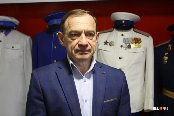 Борис Тимониченко служил в МВД с 1986 по 2011 годы