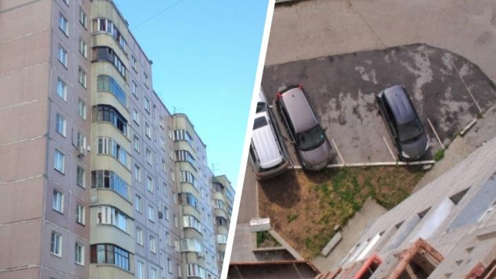 Новосибирец выпал из окна на улице Белинского