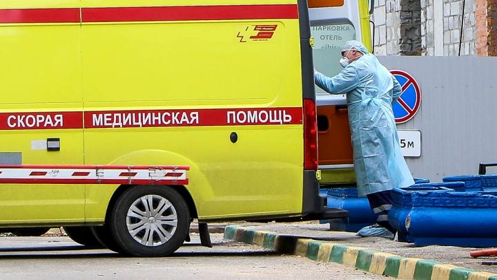 На Южном Урале умерли ещё два человека с коронавирусом. Публикуем данные за сутки по COVID-19