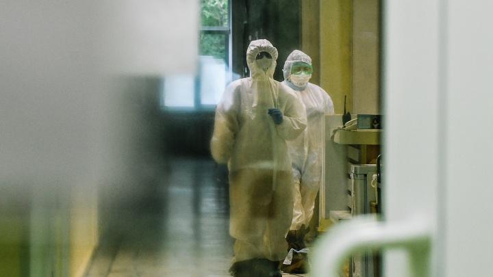 В сальской ЦРБ семь врачей заболели коронавирусом