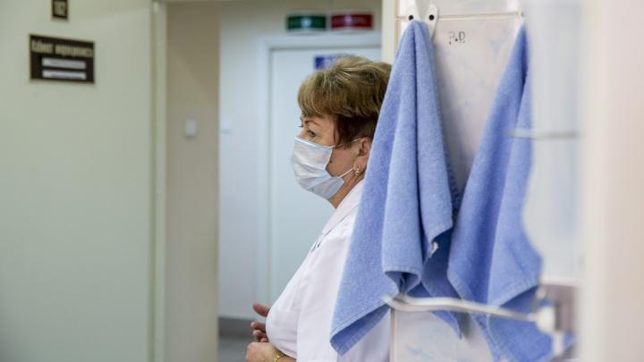 Оперштаб России: 10 случаев заболевания COVID-19 подтвердили в Поморье за последние сутки