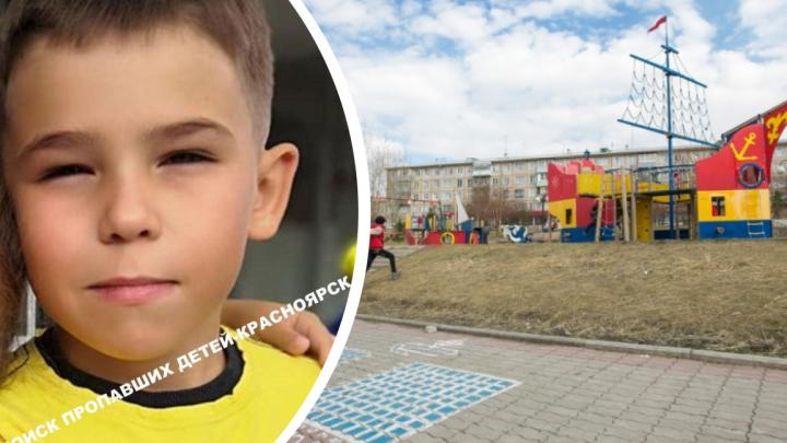 10-летний мальчик ушел выносить мусор из дома на Вавилова и пропал
