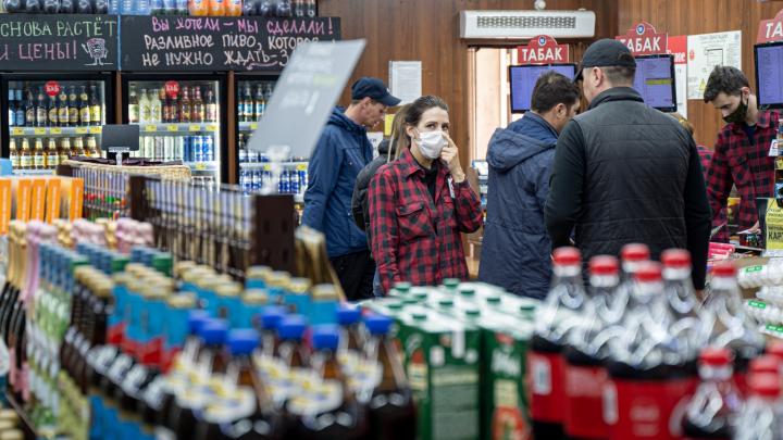 «Наливайки» — всё: в Башкирии планируют запретить продавать алкоголь в жилых зонах
