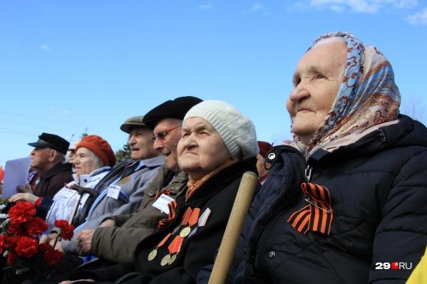 Сейчас в Архангельске старики могут проехать в автобусе бесплатно только ограниченное количество раз