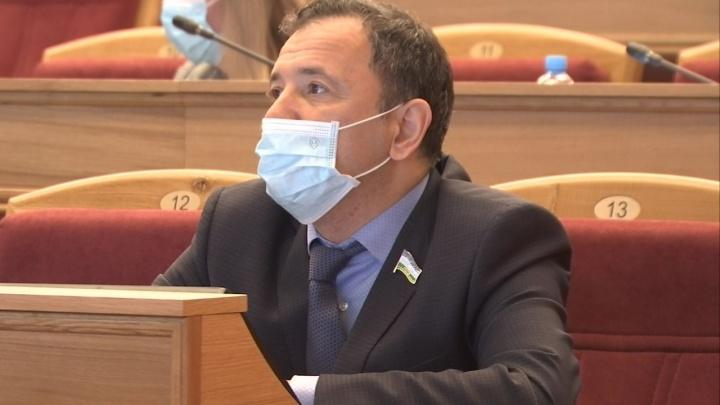 В Башкирии глава исполкома «Единой России» Рустем Ахмадинуров заразился COVID-19