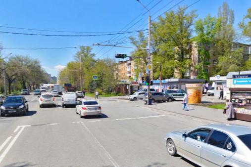 На Таганрогской улице благоустроят аллею, на которой сейчас торговые точки