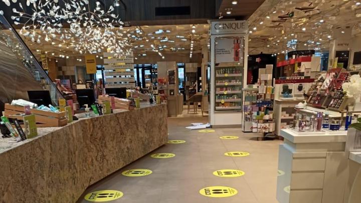 Екатеринбургская сеть «Золотое яблоко» откроет первый магазин в Белоруссии