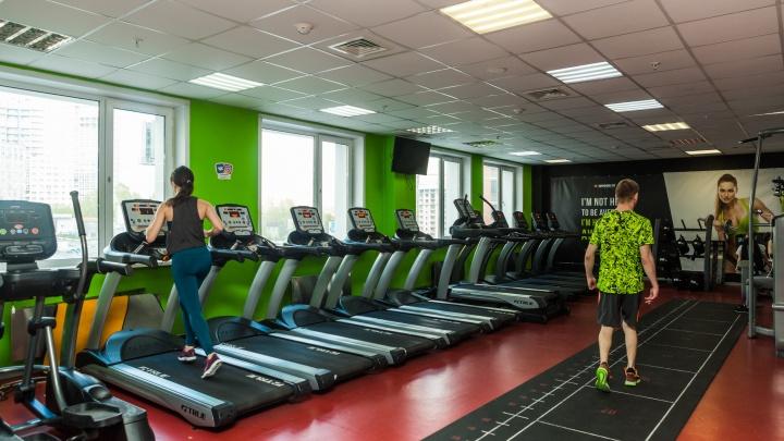 В Новосибирске открывают фитнес-центры