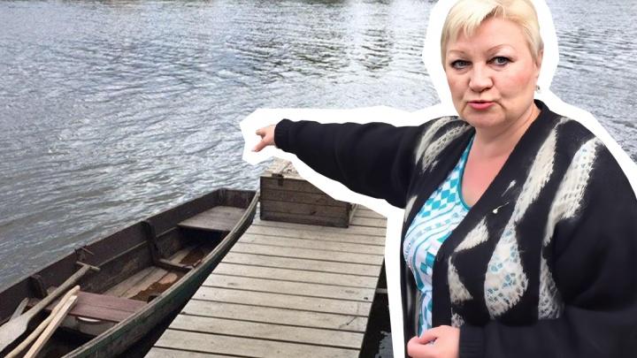 Мама мальчика, спасённого из пруда сотрудницей Росгвардии, предложила дать военнослужащей «Героя России»