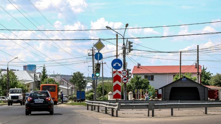 История одной улицы: гуляем по частному сектору — улице Полярной