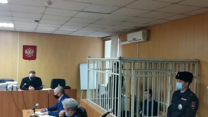 В Чите начался суд над Рамилем Шамсутдиновым