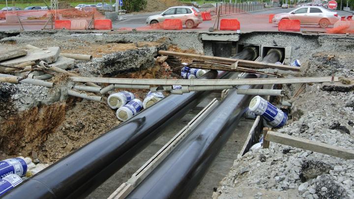 На Эльмаше перекроют дорогу ради строительства теплотрассы