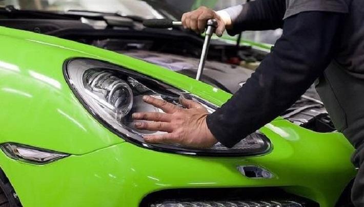 Кузовной ремонт за 1 день от 500 рублей: уральцы смогут выгодно удалить царапины и вмятины на авто