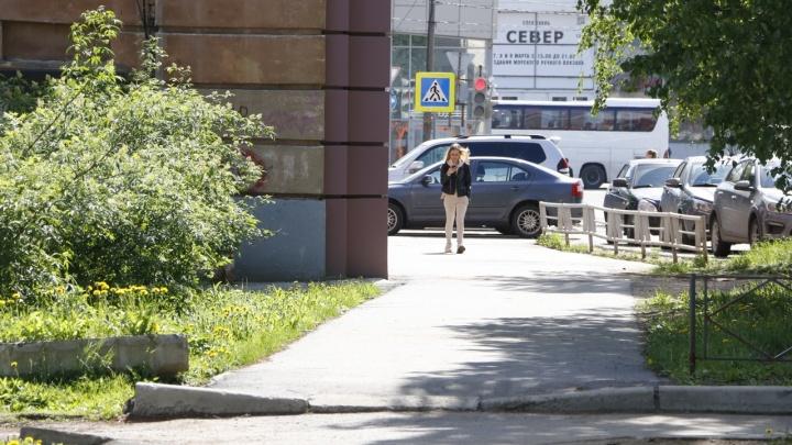 На выходных в Архангельскую область вернется тепло