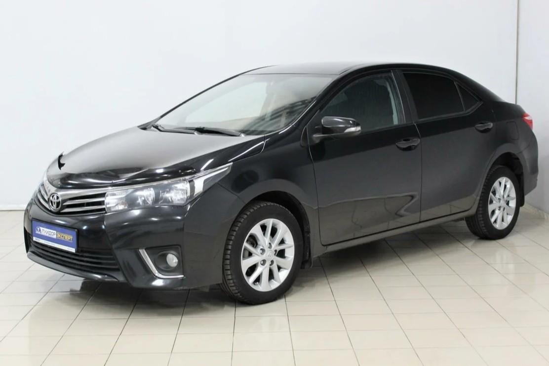 Toyota Corolla пользуется традиционно высоким спросом на вторичке