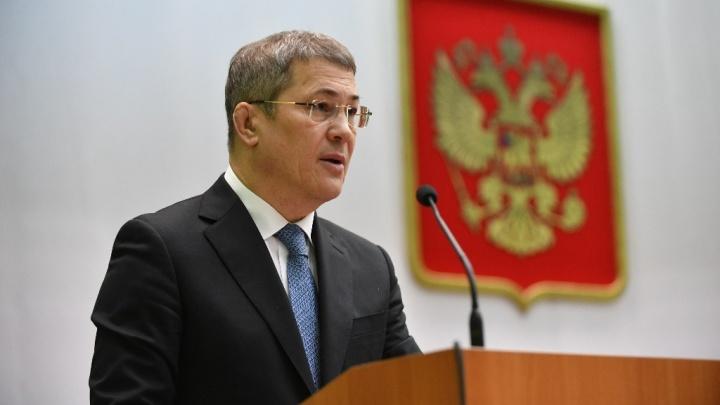 От дольщиков до террористов: Радий Хабиров назвал семь главных проблем Башкирии