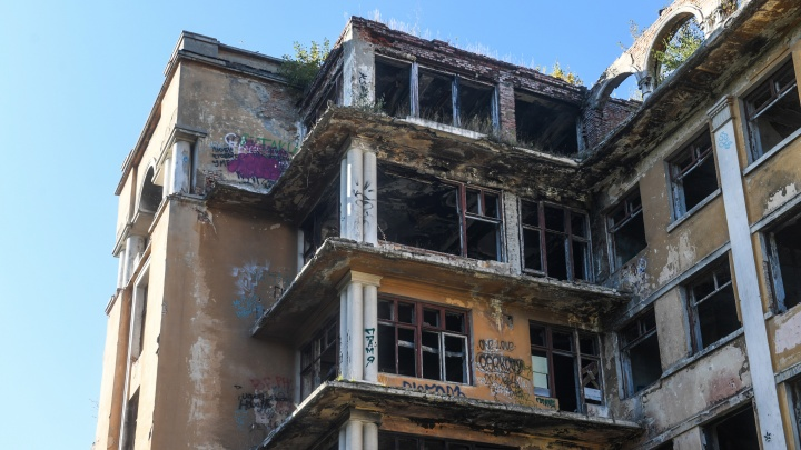 Андрей Симановский займется восстановлением заброшенной больницы в Зеленой Роще