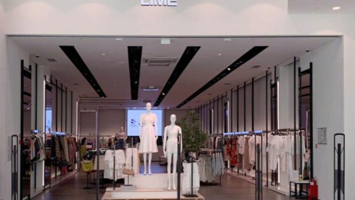 Модницы ликуют: в «МЕГАМАГЕ» открыли магазин Lime