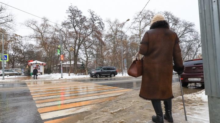 Власти Ростова предупредили о ледяном дожде