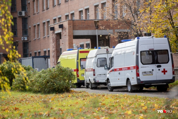 В Ярославской области есть смерти не только от коронавируса, но и от осложнений, вызванных им