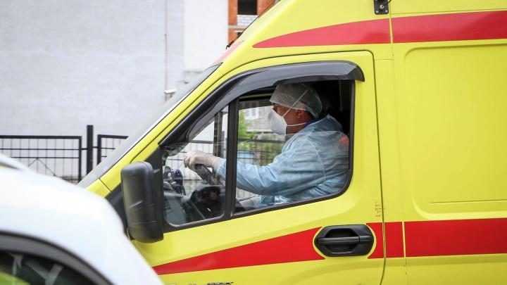 В Омской области 44 человека заразились коронавирусом