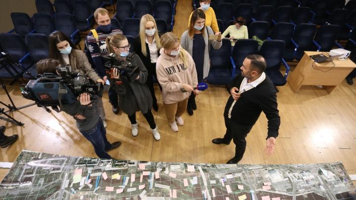 В Челябинске не смогли сдать в срок одну набережную, как затеяли другую — еще более грандиозную