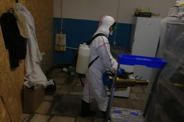 Рынок в Башкирии, на котором работал заражённый продавец мяса, дезинфицировали