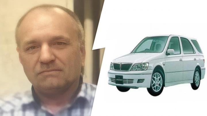 В Новосибирске 57-летний мужчина уехал на «Тойоте» и пропал