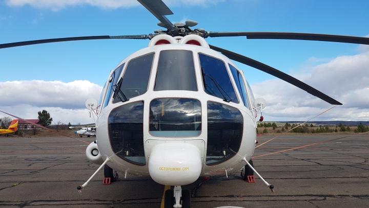 Минздрав Омской области анонсировал строительство двух вертолётных площадок для санавиации