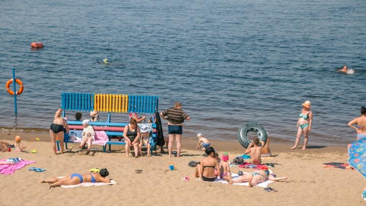 Раздевайтесь: в Самарской области ожидается тридцатиградусная жара