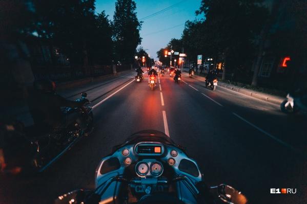 Всего Центр медицины катастроф обучит около 150 мотоциклистов