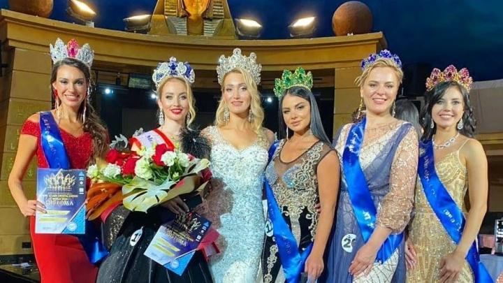 Пять омичек вернулись с сочинского конкурса красоты с коронами