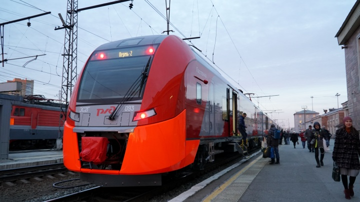 Дмитрий Махонин сравнил запуск «Ласточек» до Закамска и Краснокамска с созданием наземного метро