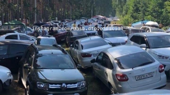 «Это — ад»: уфимка возмутилась отдыхом на озерах Кандрыкуль, Аслыкуль и Ильмурзино