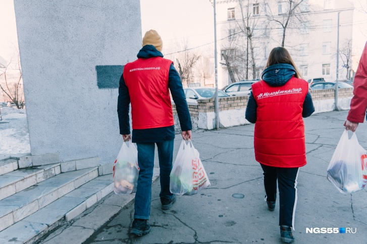 Пока волонтёры справляются с нагрузкой, но заявок с каждым днём становится всё больше