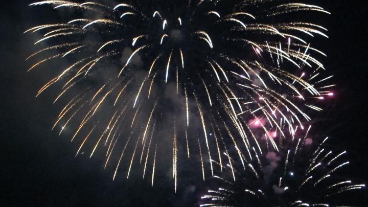 В Омске выбрали новую дату для салюта в честь 75-летия Победы