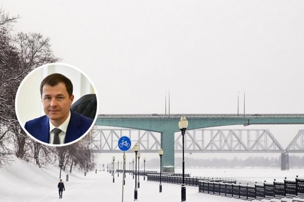 Владимир Волков подвел итоги своей работы и назвал планы на будущее