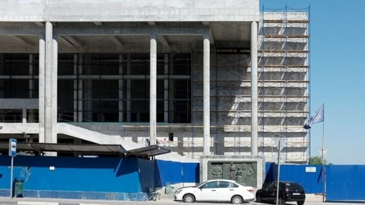 В обновлённом Дворце спорта установят памятную доску Высоцкому