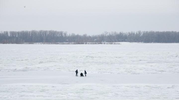 В Самарской области на Волге заблудился подросток