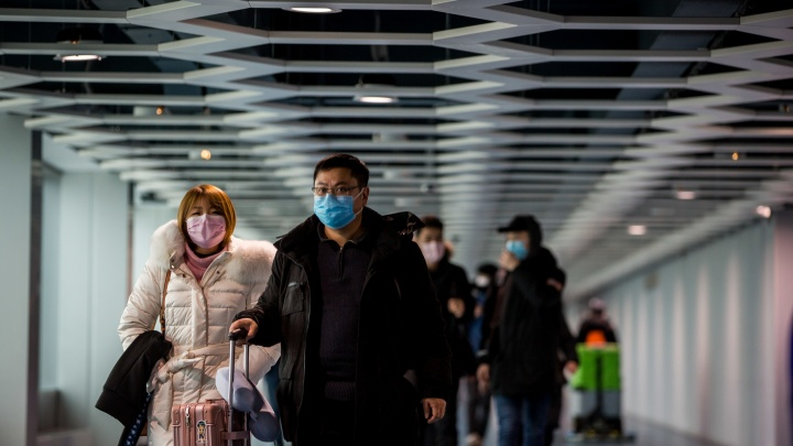 В правительстве назвали номер рейса, которым прилетела заболевшая сибирячка — сейчас ищут пассажиров