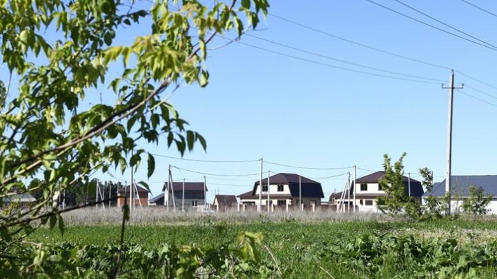 В Тюмени строят новый коттеджный поселок: девелопер сделал небольшие цены на участки