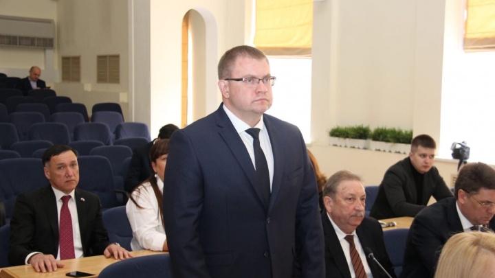 Главой Первомайского района Ростова назначили Валентина Кукина
