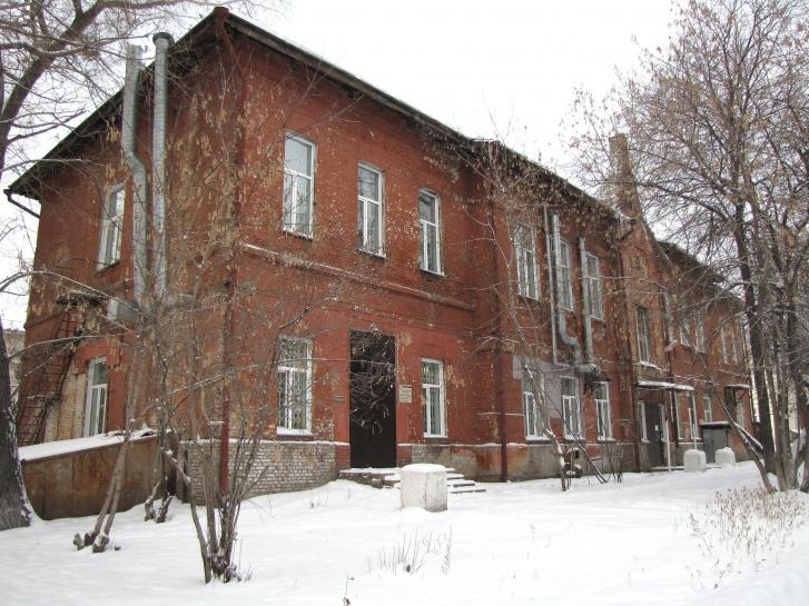 В 1912 году в Новосибирске построили первое специальное здание для больных инфекциями