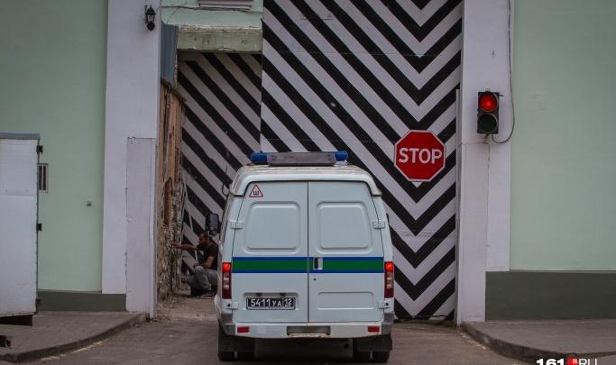 На Дону контрабандист попытался прорваться через границу с Украиной