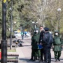 В Ростове оштрафовали троих человек за нарушение режима самоизоляции
